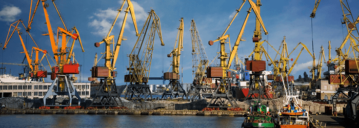 Fleet of Available Cranes